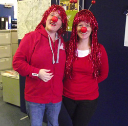 Red Nose Day 2011