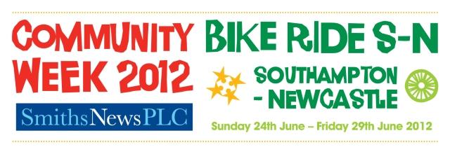 Community Week From S to N Bike Ride