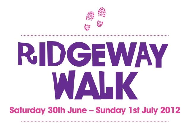 Ridgeway Walk logo