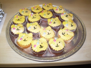 Pudsey Cupcake anyone?