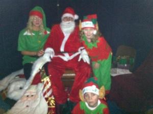 Ho ho ho it's Santa.JPG