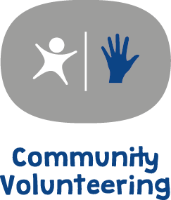 Community Volunteering logo