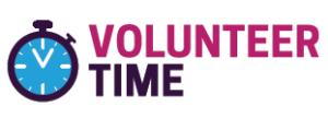 Volunteer time logo 2015