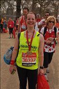 London Marathon Gill1