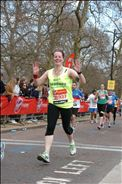London Marathon Gill 6