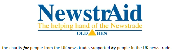 Newstraid logo