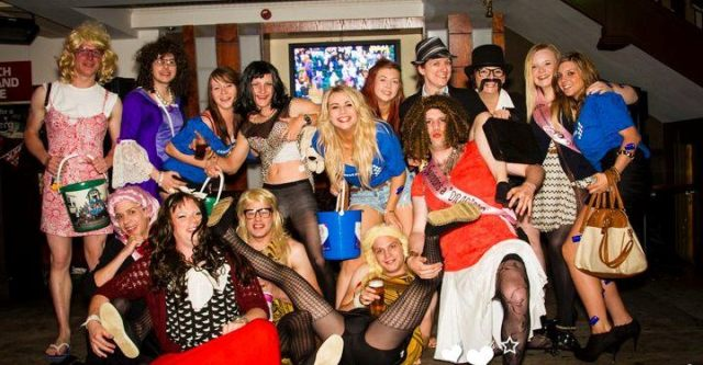 Swindon in Drag 2012