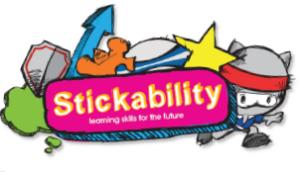 Stickability logo