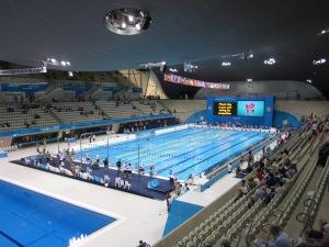 London 2012 Aquatics Centre