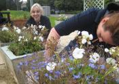 Graduate scheme gardening
