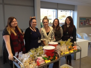 Children in Need Rowan House trolley photo