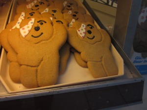 Children in Need Gingerbread Men