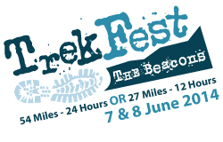 Logo of TrekFest 2014