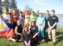 Megan Davies' Rock Solid race for Sarcoma UK