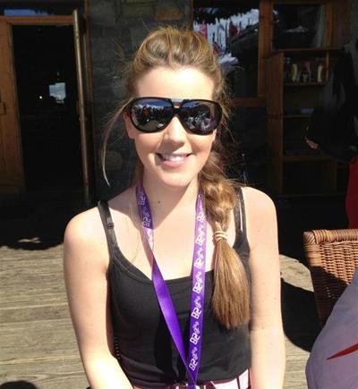 Wordery Walks TrekFest 2014 team member
