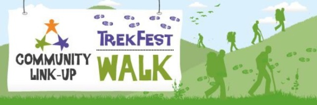 Trekfest logo for Connect Group plc