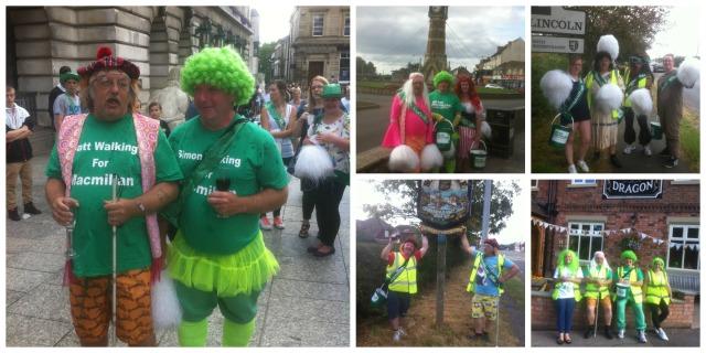 100 mile marathon walk from skegness to nottingham