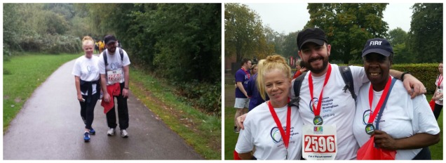 October: Birmingham went on the Big Fun Run