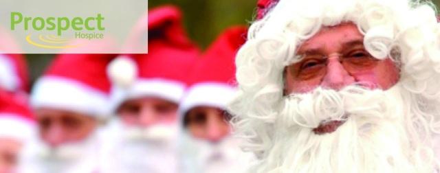 Prospect Hospice Santa Dash