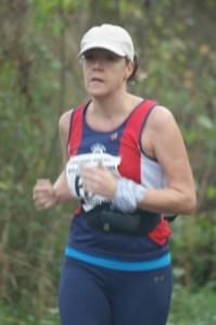 Jo Cooke running