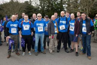 Bath Men's Walk in support of Dorothy House Hospice
