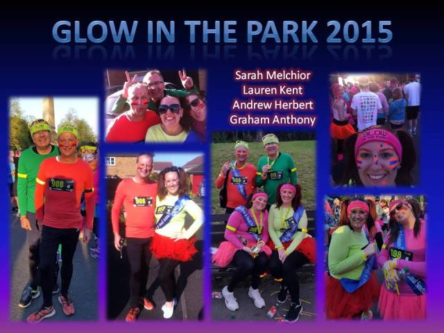 Glow in the Park poster