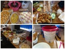 Borehamwood had a fun food day