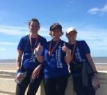Jo Cooke Blackpool half marathon