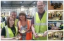 Nottingham Health Week Activities Collage