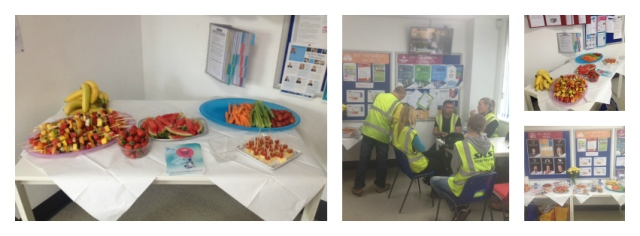 Southampton Health Week Collage