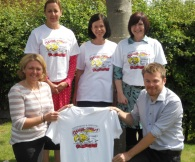 WMS helped at the Crucial Crew's event