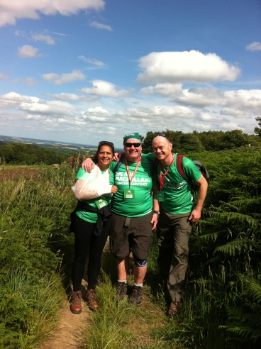 And then there were 3 Trans Pennine Hike