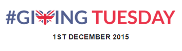 Giving Tuesday UK logo